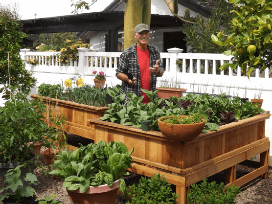Beau The GroGreen Garden Box Kits From Ju0026W Lumber Are The Perfect Planters For  Growing Your Own Vegetables Or Flowers. The Well Designed, 100% Redwood  Raised ...