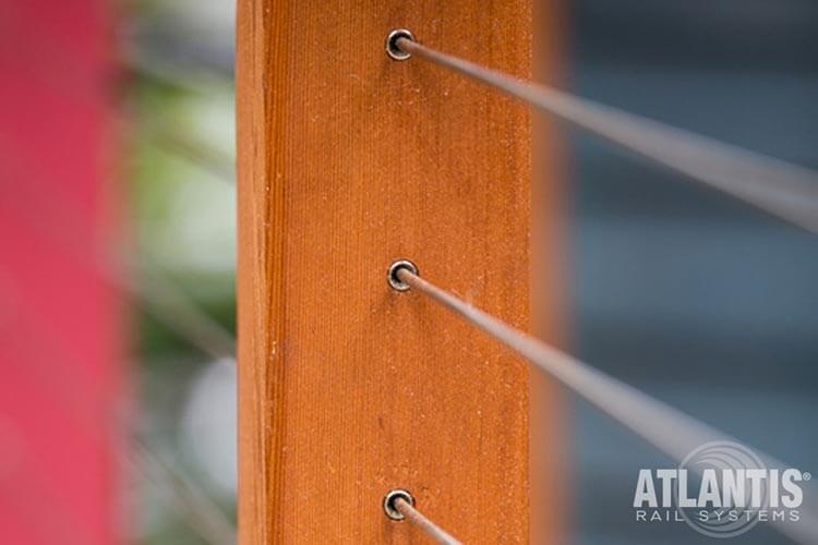 Atlantis Deck Railing Photo Gallery. Previous; Next