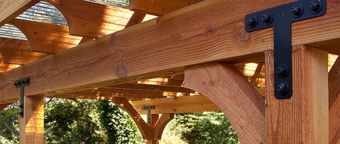 Architectural Timbers | Redwood, Western Red Cedar, Douglas Fir