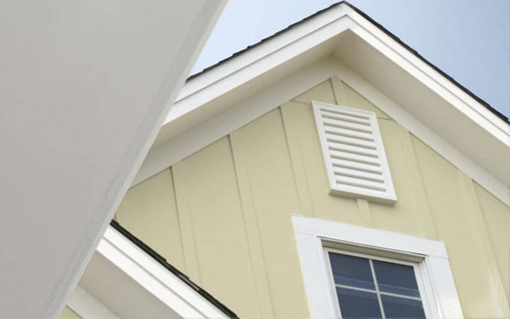Exterior Fiber Cement Trim Boards