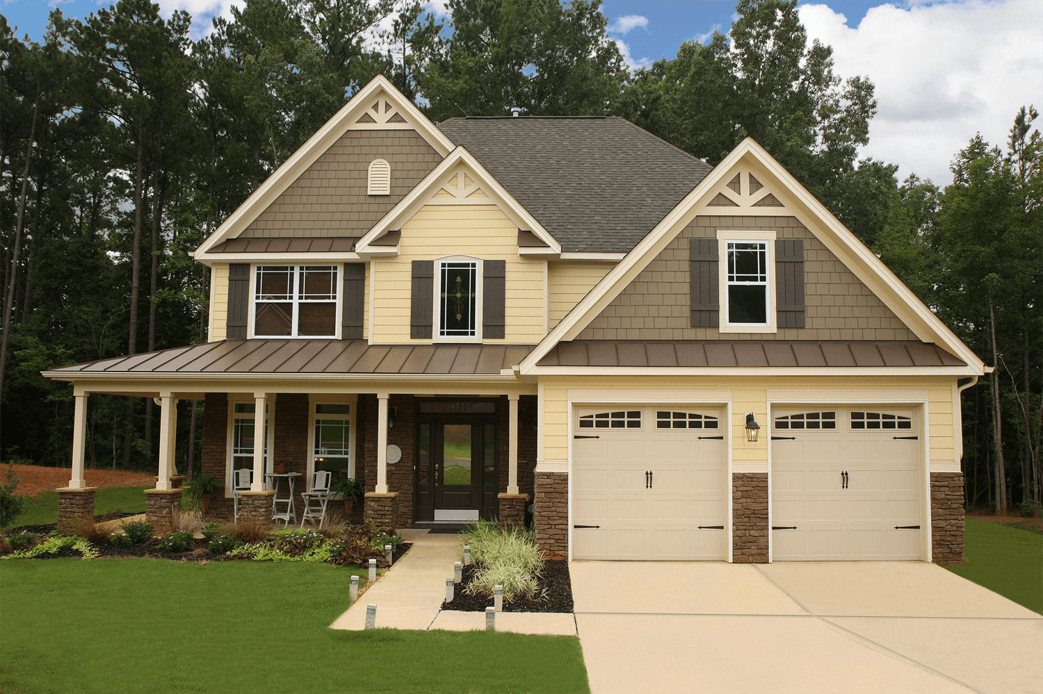 Siding products premier home commercial siding - Best exterior paint for hardiplank siding ...