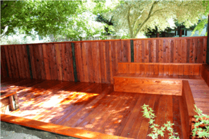 Stain_Deck_and_fence