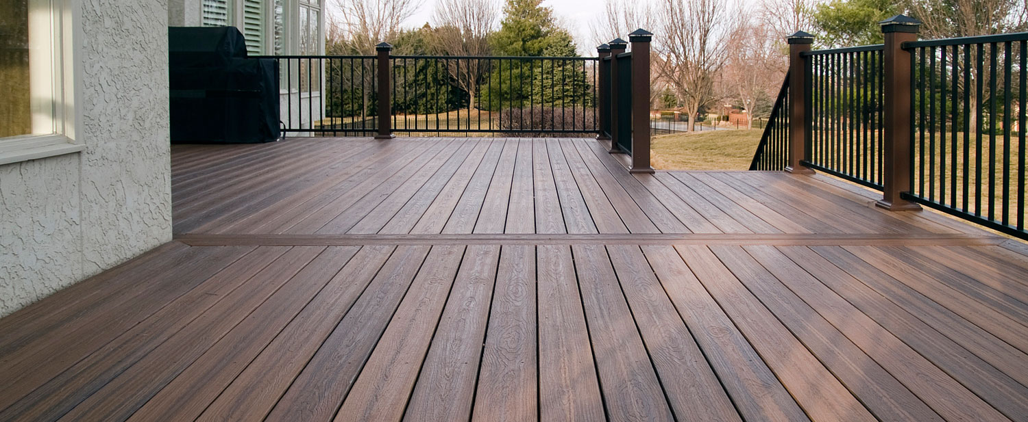 how to bring life back to an old composite deck