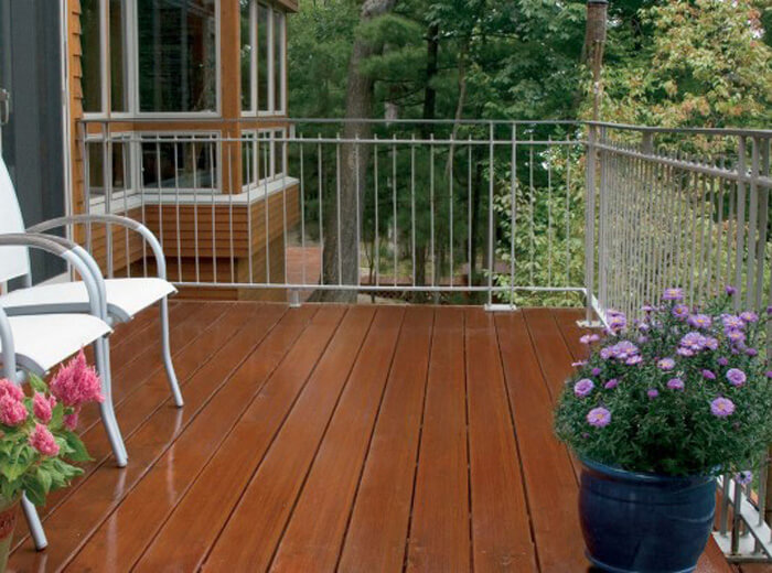 how to use cabot deck cleaner