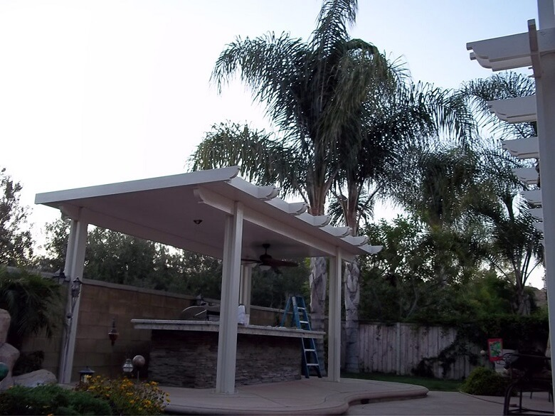 Aluminum Patio Covers Amp Shade Structures