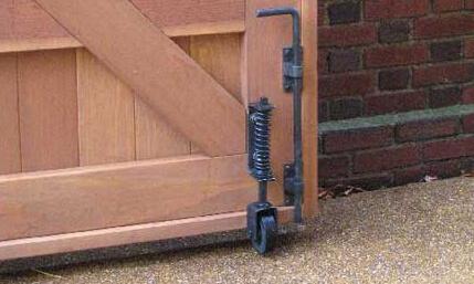 Gate Hardware Closers Door Grill Bells Knockers Handles