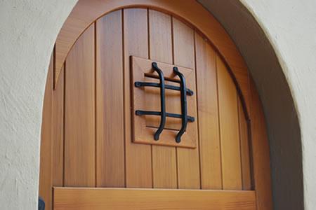 Wood Gates Sederra Gate Products