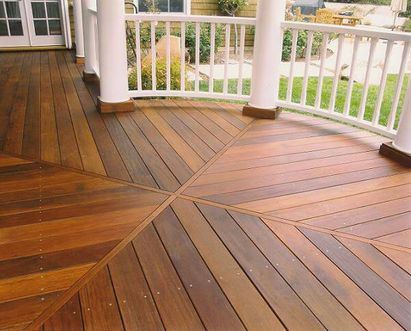 Hardwood Decking Hardwood Lumber For Deck Dock Projects