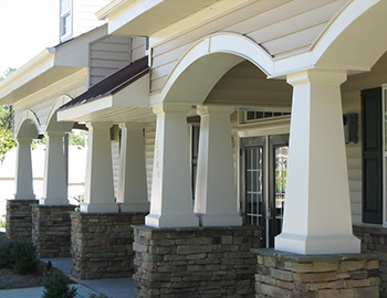 Superior PermaWrap® Column Wrap Columns