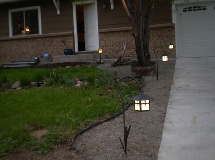 Landscape Lighting Estimates : Landscape lighting wires dimmers led transformers and end caps