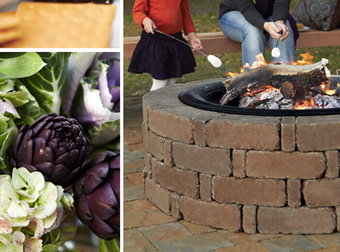 Outdoor Fire Pits Patio Fire Pit Kits