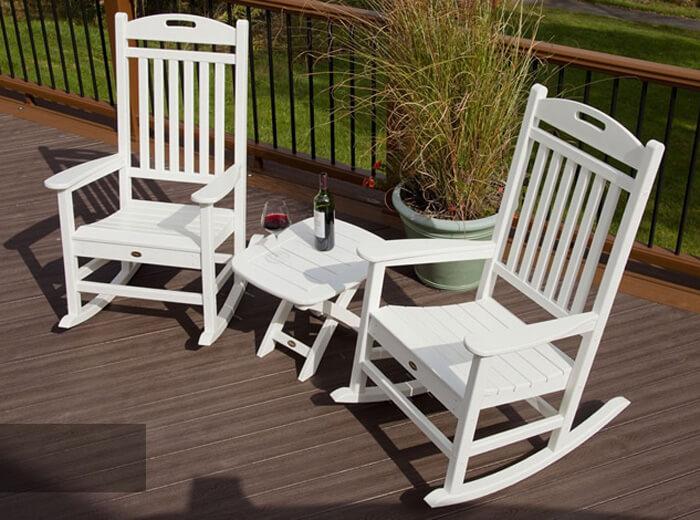 Patio Furniture Redwood Swings Bridges Picnic Tables