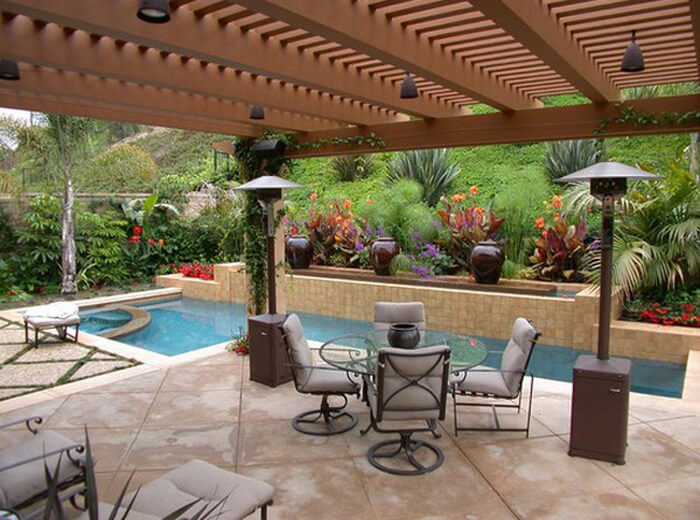Propane Radiant Heater >> Free Standing Patio Heaters | Outdoor Heating Products