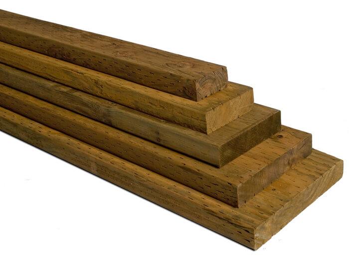 Pressure Treated Lumber | NatureWood Treated Lumber