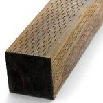 pressure-treated-wood-fence-post