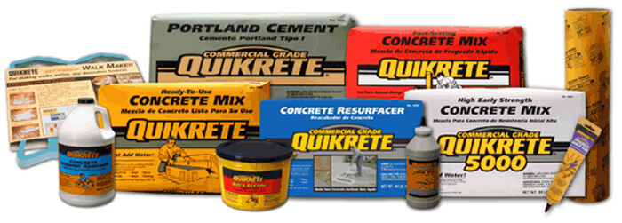 quikrete-products