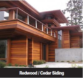 Traditional Wood Siding J W Lumber