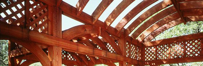 redwood-timbers
