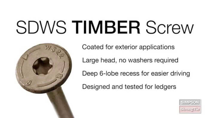 sdws-timber-screw