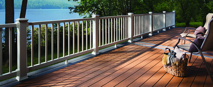 Trex decking trex composite decking wood alternatives for Alternative to decking