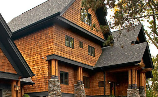 Western Red Cedar Shake Siding Shakertown Shake Shingle