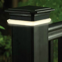 timbertech-post-cap-light-module