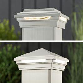 Deck Lighting Outdoor Deck Lighting Products Low Voltage LED Deck Lighting