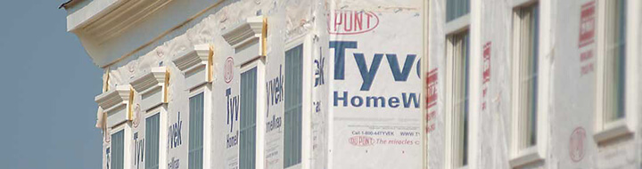 tyvek-wrapping