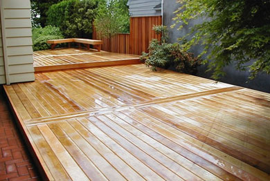 Western Red Cedar Decking Western Red Cedar Lumber