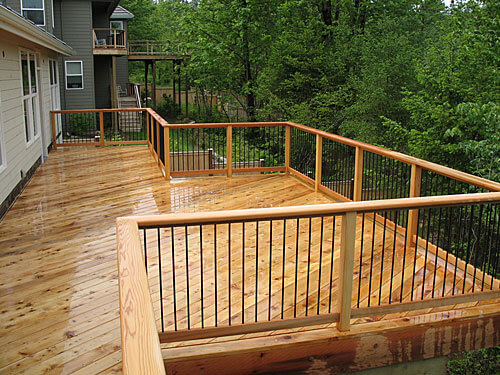 Western Red Cedar Lumber | Clear, Rough and Surfaced