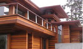 Wood Siding Redwood Amp Western Red Cedar Siding
