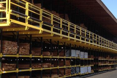 Redwood Lumber | Rough & Surfaced Redwood Lumber