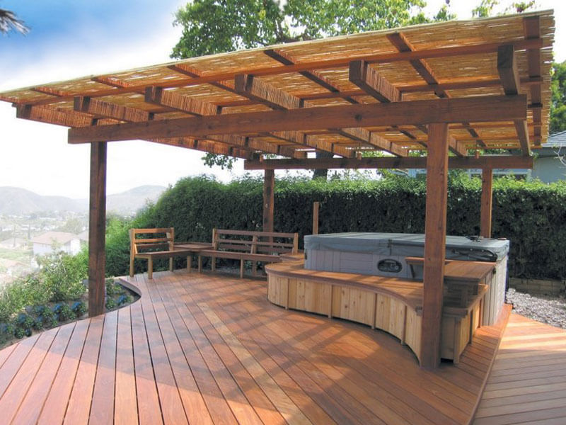 San Diego Deck & Spa