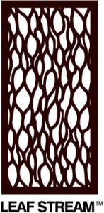 OUTDECO-Leafstream-Brown