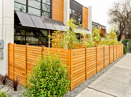 Fence Design Materials To Match Your Style J Amp W Lumber