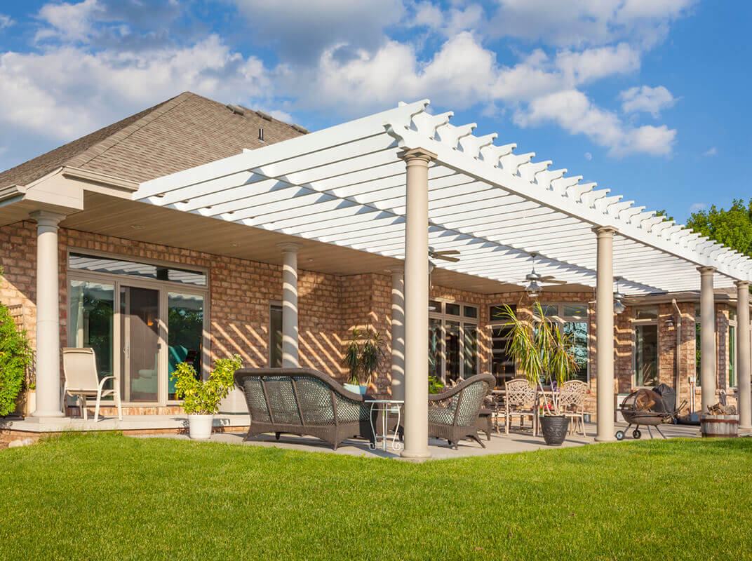 Patio Cover Design Ideas - J&W Lumber on Patio Cover Ideas id=38503