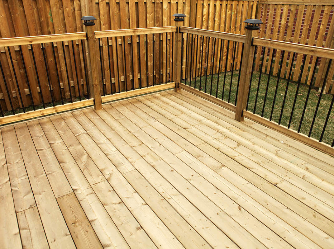 Do i need a permit to build a deck j w lumber for How do you build a deck yourself