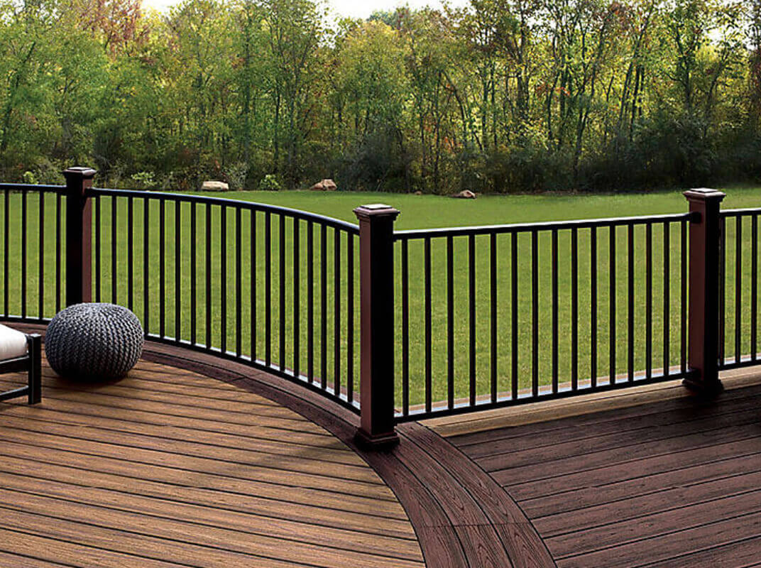 Deck Railing Know Your Options