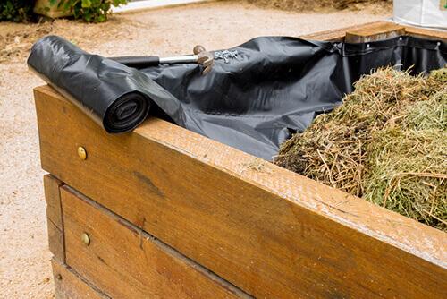 Raised Garden Beds What Type Of Lumber