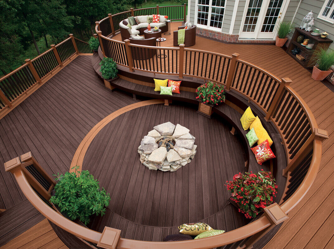 Trex Decking Colors >> Which Trex Decking Colors Should I Consider J W Lumber