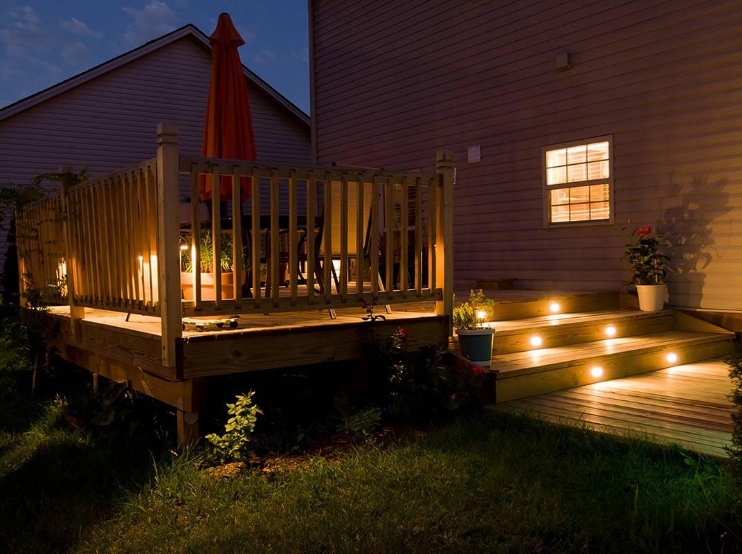 Introducing DEKOR Deck Lighting