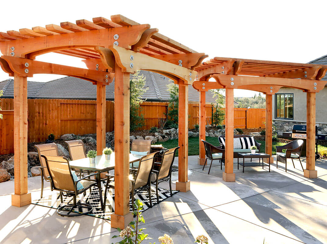 Aluminum vs. Wood Patio Covers: Which Is Right for You?