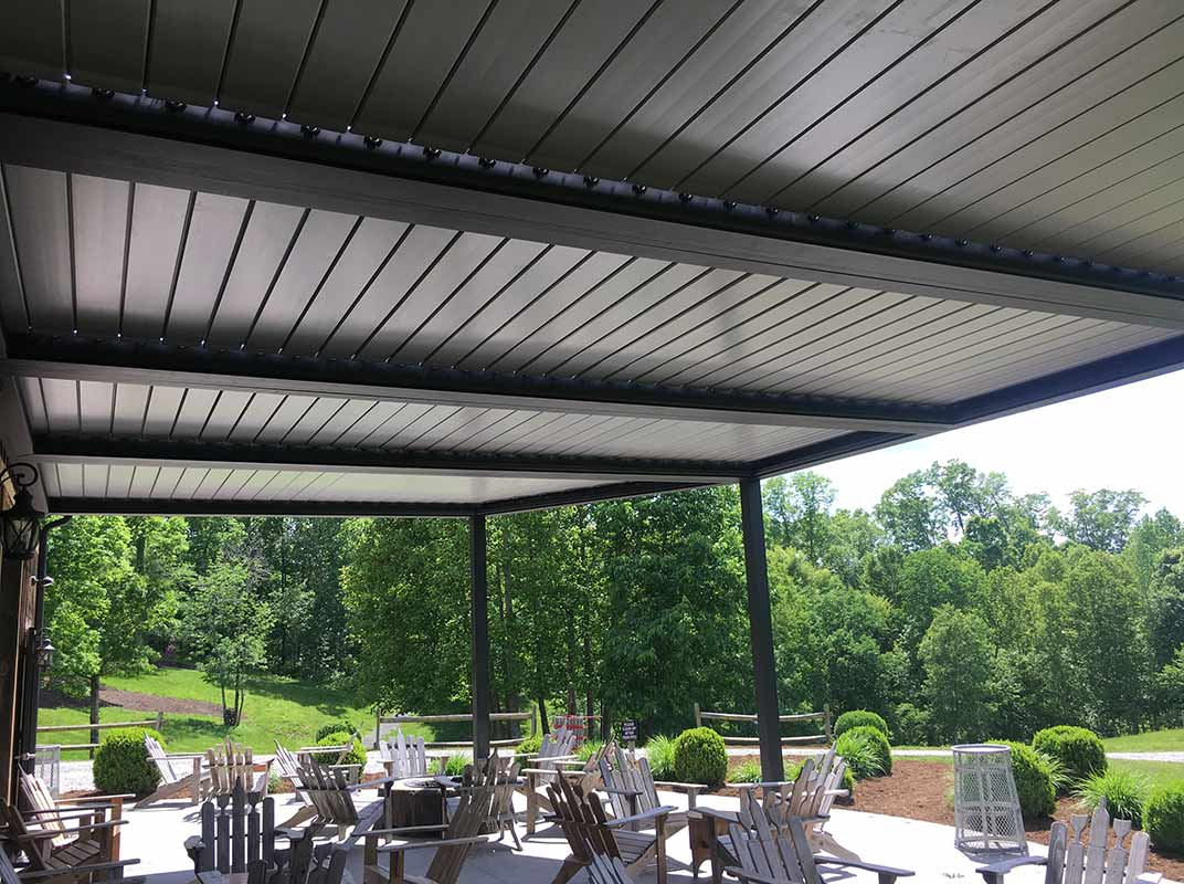 Louvered Patio Covers: Ideal for Southern California