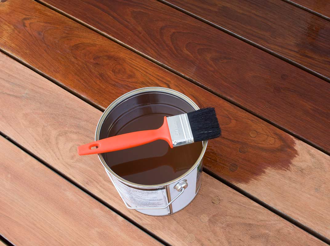 The Best Wood Stain for Your Outdoor Project